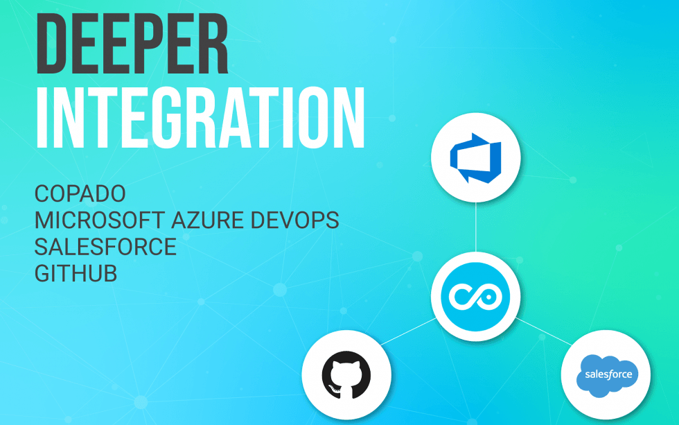 Copado Announces Deeper Integration with Microsoft Azure DevOps and GitHub
