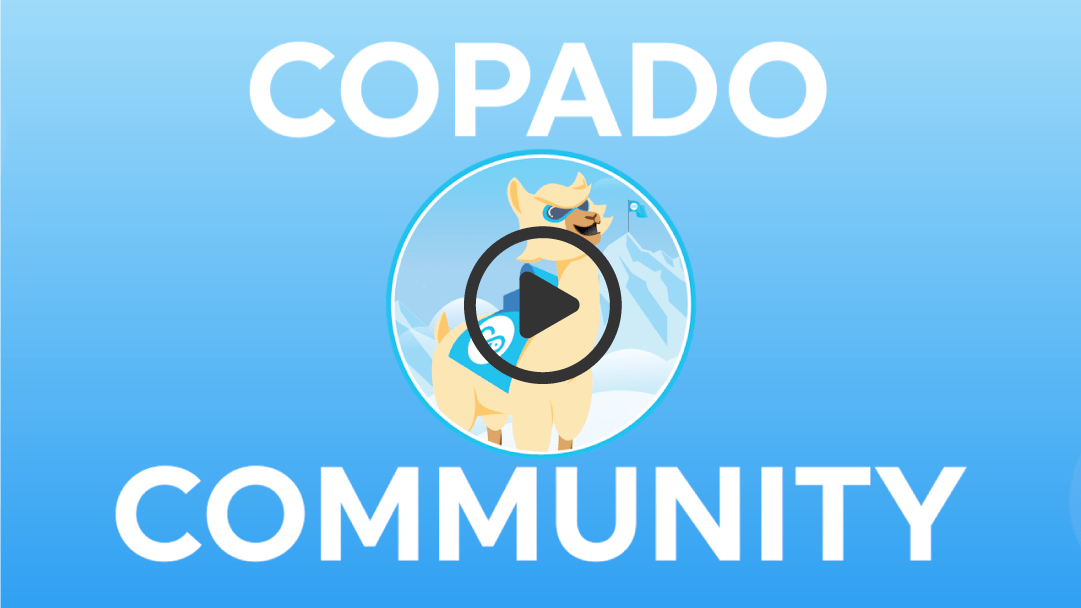 Join the Copado Community